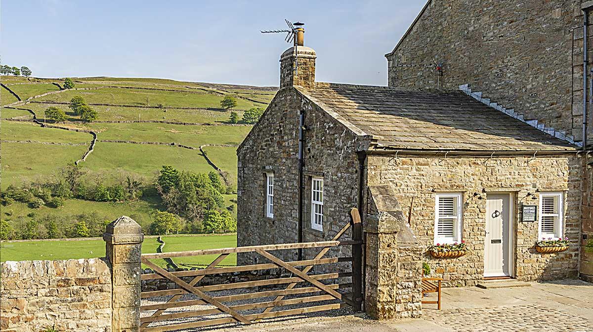 Billy Gills Cottage Swaledale